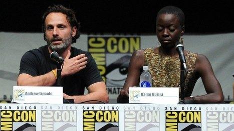 Comic-Con: 'Walking Dead' Stars Discuss Upcoming Season | Stuff that Tweaks | Scoop.it