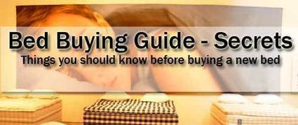 Things You Should Know before Buying a New Bed | how to know the good beddings | Scoop.it