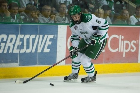 UND Hockey: Age is Just a Number - The Hockey Writers   Hockey   Scoop.it