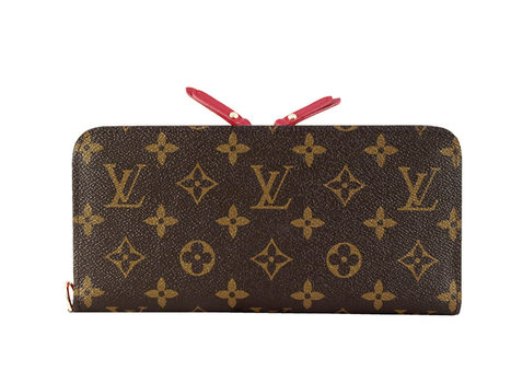 Monogram Canvas Insolite Wallet Red - £96.98 | I found the Bags Home | Scoop.it