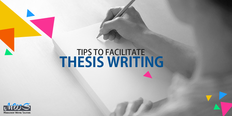 Tips for Writing a Thesis that Stands Out | Academic Writing Papers | Scoop.it