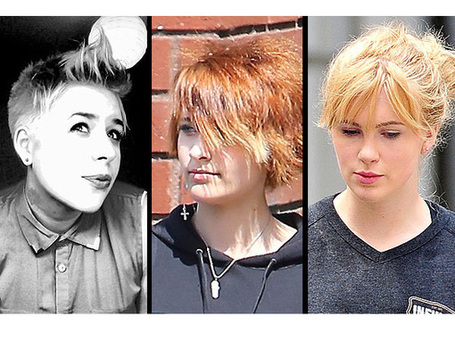 Pixies, Bright Shags and Bangs: The Latest In Celeb Kid Hair - People Magazine | Hair There and Everywhere | Scoop.it
