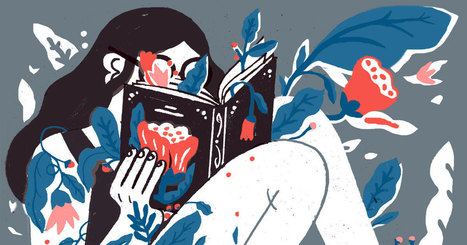 Lire rend-il plus heureux? Can Reading Make You Happier? New Yorker | Thrillers + | Scoop.it