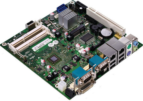 AMD Embedded G-Series mini-PC, motherboard and thin client   Embedded Systems News   Scoop.it