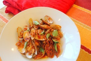 Flavors of the Ocean: Malaysian Style Sambal Chili Clams | Food from around the world | Scoop.it