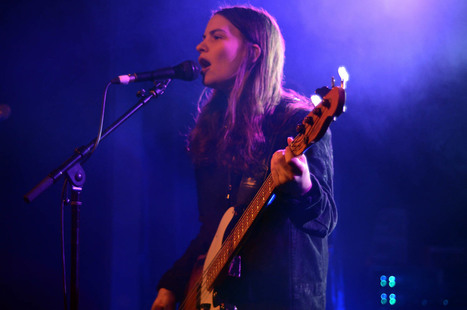 Eliot Sumner w/ Cellie Barnes | the Echo 3/8/16 | Live Review & Photos | Music | Scoop.it