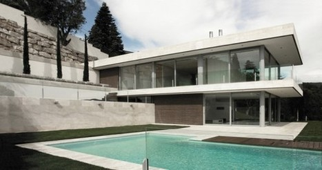 Casa PT - ah asociados | Arquitectura: Unifamiliars | Scoop.it