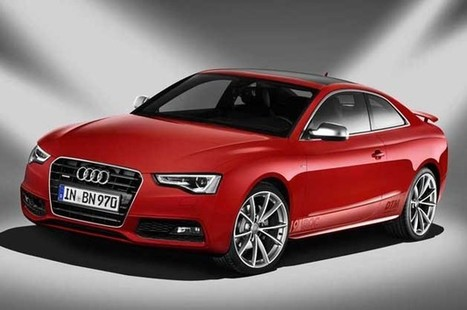 Audi reveals special A5 DTM Champion edition - Autoblog | Motorsport News | Scoop.it