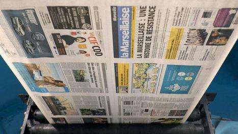 Deux offres de reprise pour La Marseillaise | Actu des médias | Scoop.it
