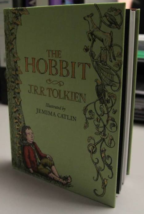 Jemima Caitlin, the newest illustrator of The Hobbit - TheOneRing.net | 'The Hobbit' Film | Scoop.it