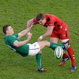 Scott Williams out of Six Nations for Wales after attempted O'Driscoll tackle - Independent.ie | Rugby | Scoop.it