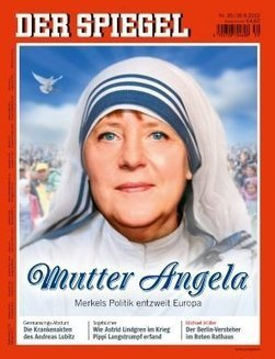 Angela : cette héroïne… | DECONSTRUIRE LES MYTHES | Scoop.it