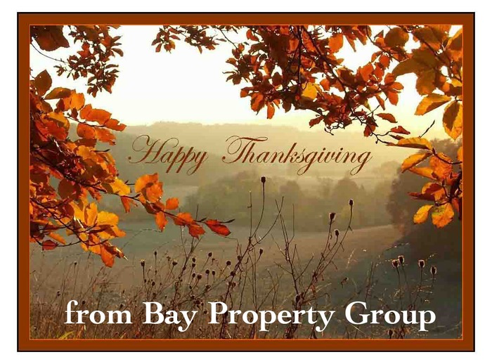 Happy Thanksgiving from Bay Property Group! | East Bay Real Estate News | Scoop.it