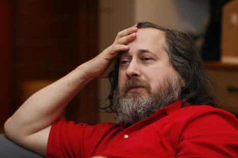 #RichardStallman siempre ha estado en lo cierto? | All about technology, marketing and more | Scoop.it