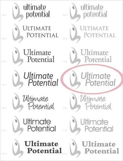 The Logo Design Process for Ultimate Potential | Vectortuts+ | Logo Design | Scoop.it