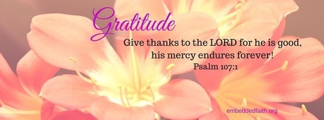 Gratitude Facebook Cover Series | Everyday Evangelizer | Scoop.it