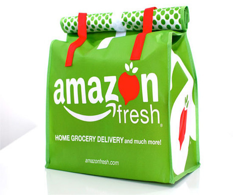 Amazon add a line of own-brand food products , News of Promotional Products, Amazon,add a line,brand food products,stable of in-house brands, AmazonFresh, US grocery delivery service, delivery serv... | Web Development Company India | Scoop.it