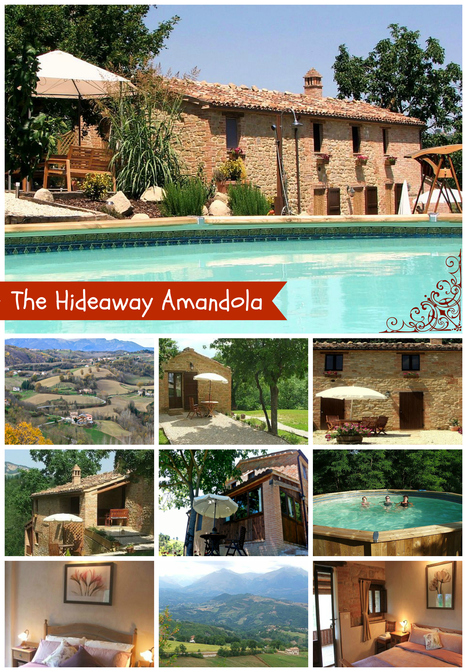 Best Le Marche Accommodations: The Hideaway, Amandola | Le Marche Properties and Accommodation | Scoop.it