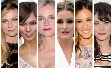 Grazia España - Un corte de pelo para cada rostro | Beauty Trends | Scoop.it