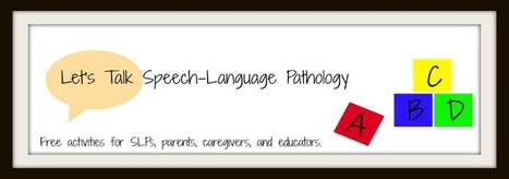 Materials Monday - Expanding Expressive and Receptive Language | Speech-Language Pathology | Scoop.it