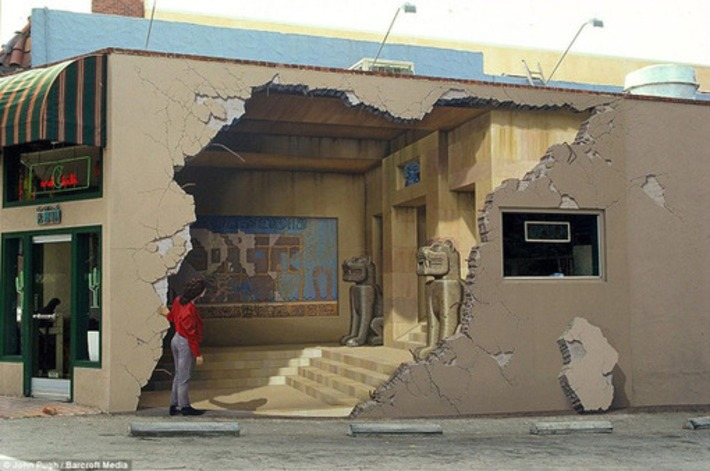 3D Street Murals by John Pugh | Machinimania | Scoop.it