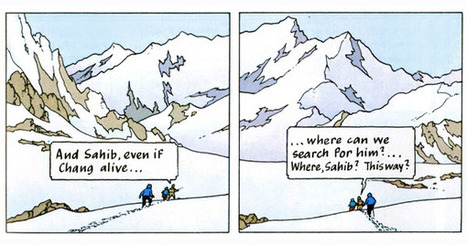 What We're Reading: Tintin and Lost Planes; Orwell's Essays : The ... | Researchomatic | Scoop.it