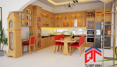 Tủ Bếp Xinh ® - Thương hiệu tủ bếp đẹp, tủ bếp cao cấp hàng đầu Việt Nam | Du lịch Đà Nẵng , du lịch Hội An | Scoop.it