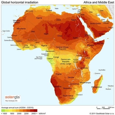 Energía solar para África | Termosolar | Scoop.it