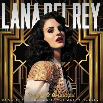 LANA DEL REY 'YOUNG & BEAUTIFUL' (DH Orchestral Version) / THE GREAT GATSBY SOUNDTRACK | music on dapaper mag | Scoop.it