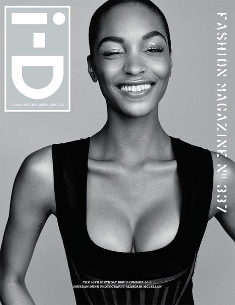 [#BFA] Jourdan Dunn wins 'Model of the Year' | Fashion & more... | Scoop.it