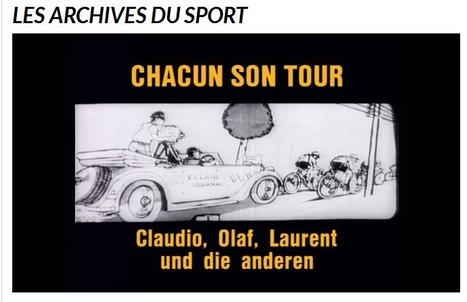 Les archives du sport : chacun son tour (Replay) - L'Équipe 21 | Nos Racines | Scoop.it