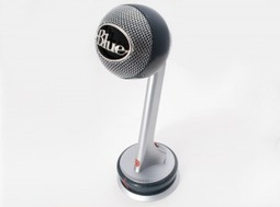 Nessie by Blue Microphones, Adaptive USB Microphone Review | Videomaker.com | Hot News on Video Production | Scoop.it