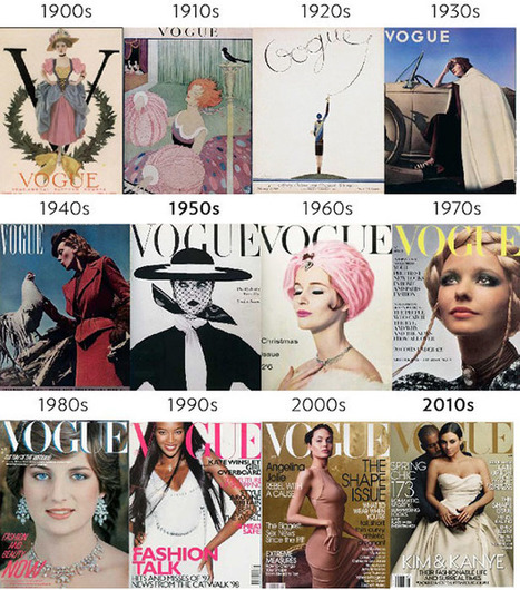 How Magazine Covers Have Changed Over the Past 100 Years | xposing world of Photography & Design | Scoop.it