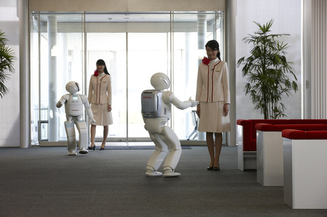 Machines on the march threaten almost half of modern jobs | ManageMyDream | Scoop.it