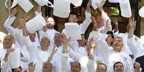 Les Toques blanches, première société de gastronomie à... entrer en Bourse | Gastronomie | Scoop.it