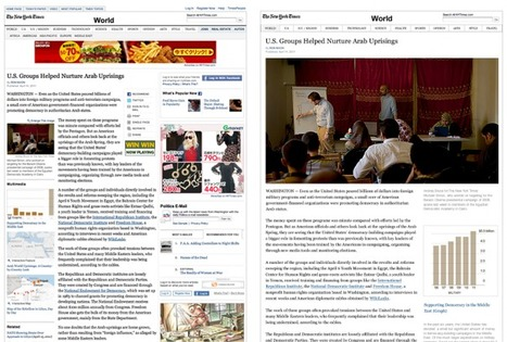 Can Publishers Create a Business Class For News? | Social Media Content Curation | Scoop.it