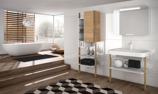 39 style scandinave 39 in la revue de technitoit for Revue salle de bain