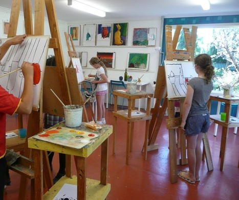 Great Art Classes in Adelaide | Red Gate Art Studio | Scoop.it