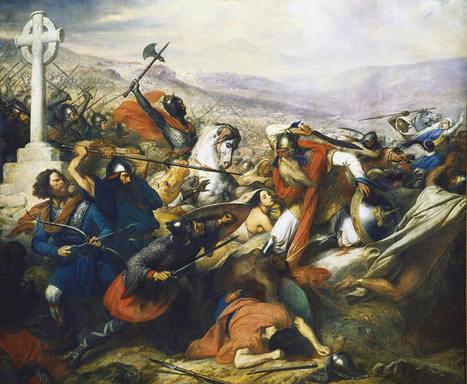 France : quand l'extrême-droite ressuscite Charles Martel - JeuneAfrique.com | Histoire, Géographie, EMC | Scoop.it