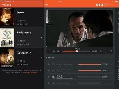 Center for Undervisningsmidler letter tilgangen til film i skolen | iPad i skolen | Scoop.it