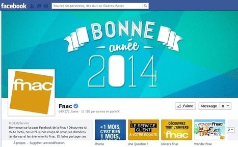 Comment les marques ont souhaité la nouvelle année sur Facebook | Retail 3.0: Multi-Channel Retailers, Brands & Shoppers | Scoop.it