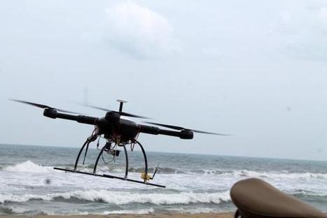 India: Drones to shore up security along eastern coast | DronesDrones.com | Scoop.it