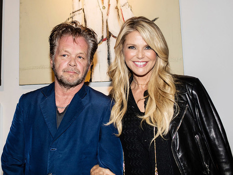 Christie Brinkley Shuts Down Questions About Marrying John Mellencamp: 'I Don ... - People Magazine   Howard Stern   Scoop.it