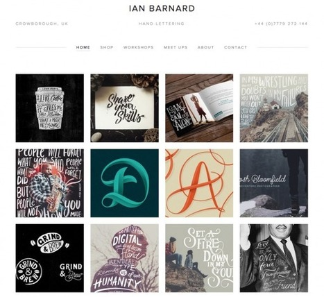 Graphic Design Portfolios: The New Online Resume | COMUNICACIONES DIGITALES | Scoop.it