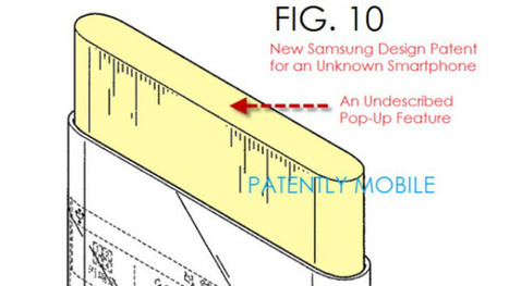 Pop-Up Designed In Samsung Future Phone! | Mobile Phone News, Reviews & Offers | Scoop.it