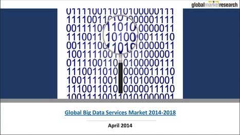 Global Big Data Services Market Research Reports | Research On Global Markets | Scoop.it