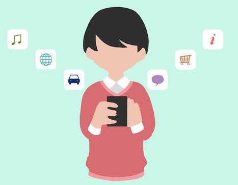 Mon ami smartphone fidèle pour bloguer | Actu Web marketing - Blogging | Scoop.it