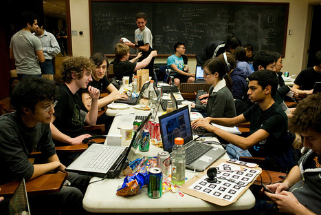 "Four ideas for the future of hackathons | Buffy Hamilton's Unquiet Commonplace ""Book"" 