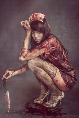 These sexy cosplay girls from show Silent Hill nurses done right ~ Konami Games News and Information Blog | Konami Games News and Information Blog | Scoop.it