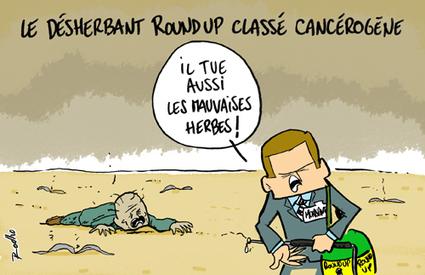 La vraie fausse interdiction du Roundup : le coup de com de Ségolène Royal | Chronique d'un pays où il ne se passe rien... ou presque ! | Scoop.it
